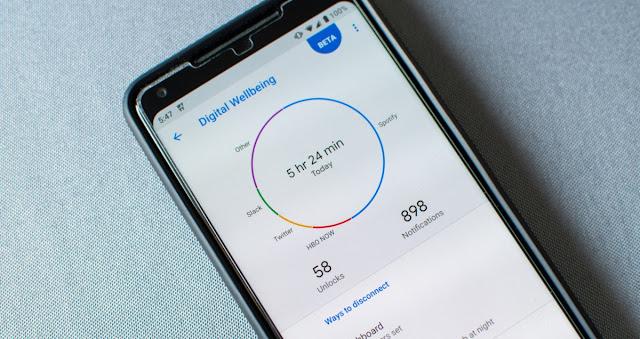 ستساعدك تطبيقات Google التجريبية الثلاثة الجديدة على تطوير عادات الهاتف الصحية