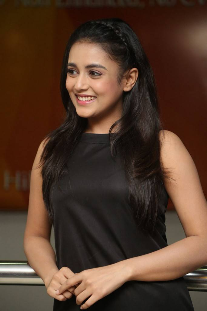 Mishti Chakraborty At Sharaba Movie Trailer Launch Gallery