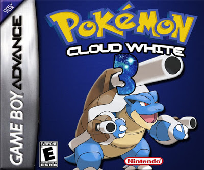 Pokemon Cloud White 3 GBA ROM Download