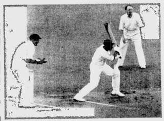 Highlights - India vs Australia 1st Test 1947 at Brisbane