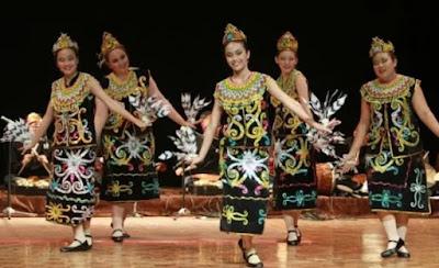 Tari Tradisional Daerah Kalimantan Timur