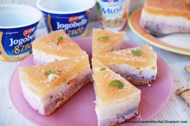 Jogurtowiec z jogurtów Jogobella