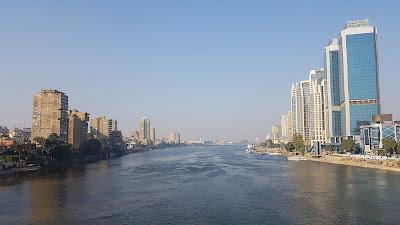 Il Nilo rulla