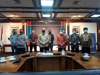 Bank Indonesia Gandeng UNEJ dan Polres Jember Bangun Marketplace