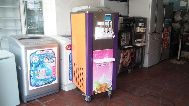 Sửa chửa máy làm kem tươi tận nhà
