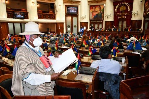 Tildan de ilegal préstamo de FMI a Gobierno de facto boliviano