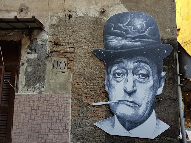 Casa natale di Totò-Rione Sanità-Napoli