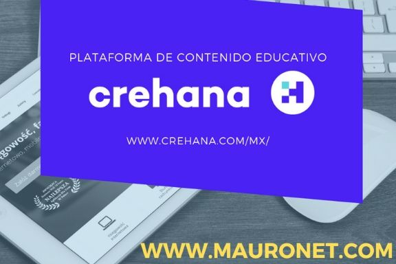 CREHANA: PLATAFORMA VIRTUAL DE EDUCACIÓN GRATUITA