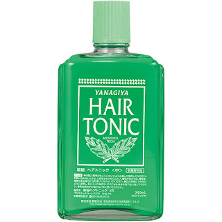Yanagiya Hair Growth Tonic