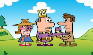 Eye-rene said it's good for eyes to wear sunglasses or a hat. The King of Eye-daho summoned the Royal hat person and wore a hat. Elmo's World Eyes TV Cartoon. The Eyes Channel