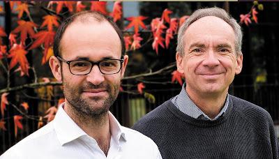 Nathan Williamson & James Gilchrist