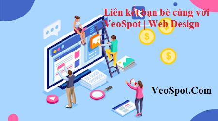 Kết nối liên kết bạn bè cùng VeoSpot.Com