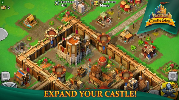 Microsoft launches Age of Empires: Castle Siege for iOS, Windows 10 to follow