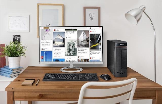 Komputer Desktop Terbaru dari Asus