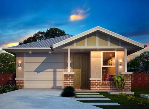 Ide Eksterior dan Interior Rumah Minimalis Type 45 1 ...