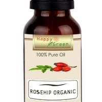 Happy Green ORGANIC Rosehip Seed Oil (10 ml) - Minyak Biji Rosehip