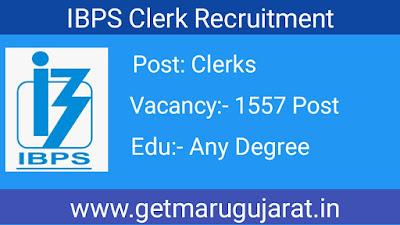 ibps clerks recruitment