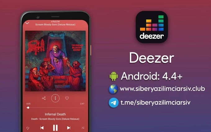 Deezer Music v6.2.36.2 Premium APK