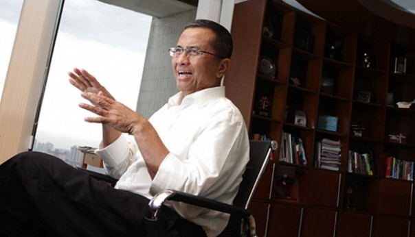 Erick Thohir Pimpin Komite Covid-19, Dahlan Iskan: Dia Orang Kaya, Ditakuti