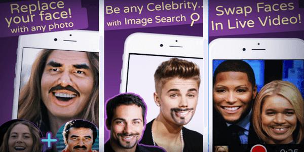 حمل-تطبيق-Face-Swap-Live-واصنع-صور-وفيديوهات-مضحكة