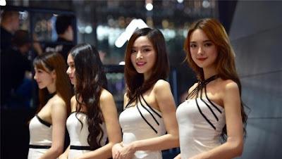 Sales Promotion Girl (SPG)