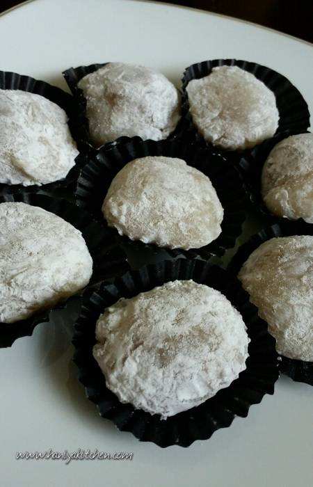 Resep kue Mochi isi kacang hijau Awet Lembut