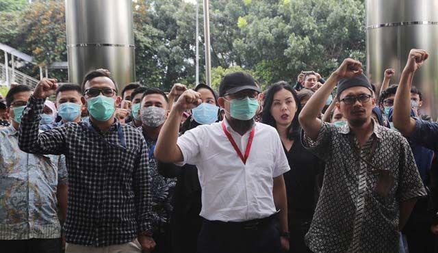 Novel Baswedan dan Puluhan Pegawai Lain Dipecat, KPK Dibredel?