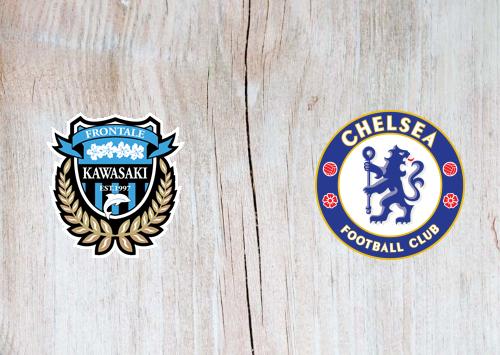 Kawasaki Frontale vs Chelsea -Highlights 19 July 2019