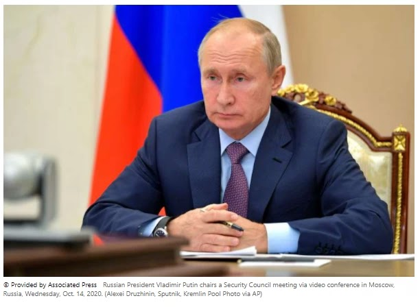Putin proposed a year-long extension of the nuclear deal with the United States