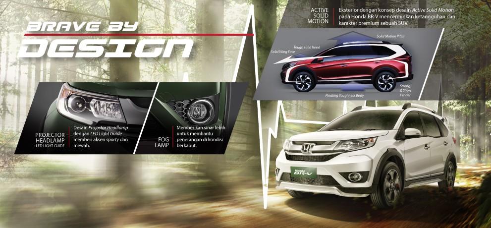 Design Honda BR-V