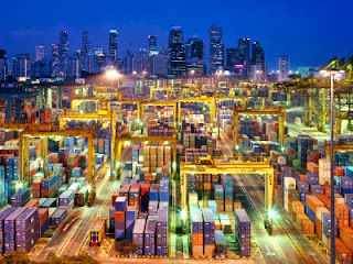 Pelabuhan dan fungsinya
