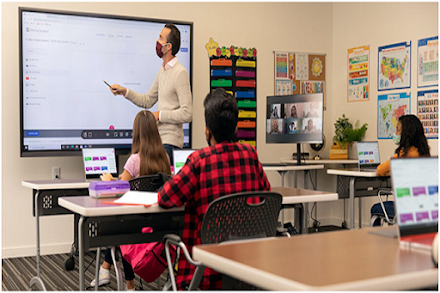 These 9 Features Represent the Picture of a Smart Classroom