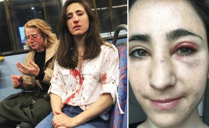 Londres: una pareja de chicas sufrió un ataque homofóbico en un viaje en autobús