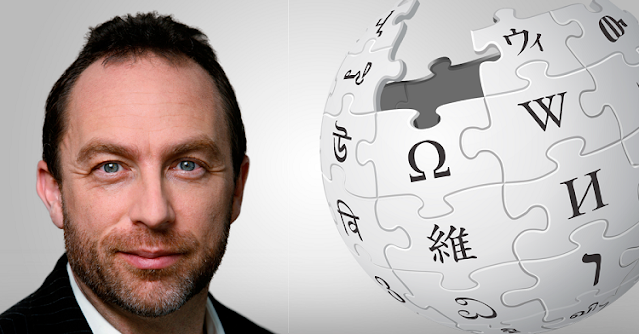 Jimmy Wales, Founder Wikipedia