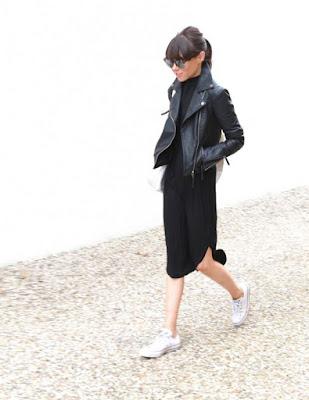 street style, białe conversy, białe adidasy, jak nosić, trendy, stylistka poznan, modnetrendy