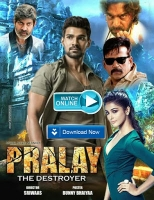 Pralay The Destroyer Full Movie in Hindi Dubbed