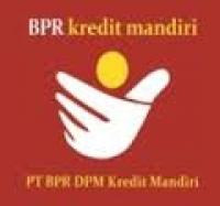 Logo PT BPR Kredit Mandiri Indonesia