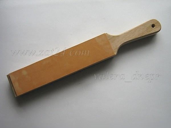 Досочка для направки лезвия ножа