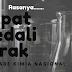 Dapat Medali Perak Olimpiade Kimia Tingkat Nasional Itu Rasanya……….