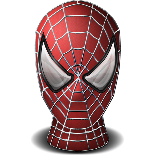 Spiderman Ice Cream Cake