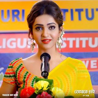 koushani mukherjee cute