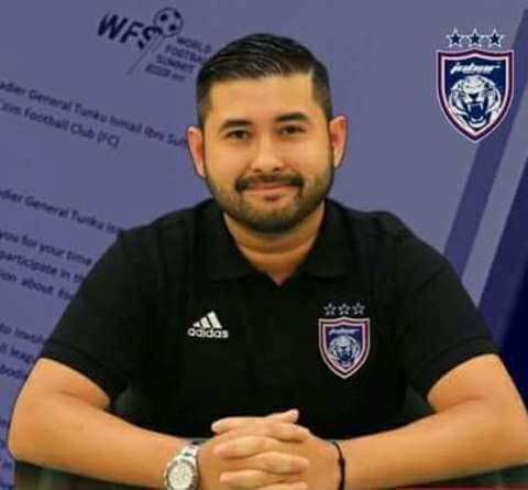 Azam TMJ Setelah JDT Tewas Semi Final Piala Asia 2017