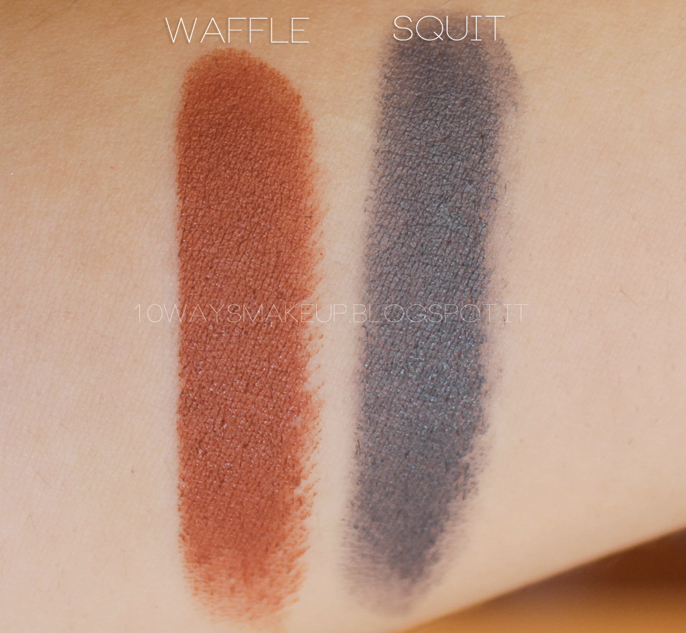 Mulac Tastylip Waffle Squit swatch