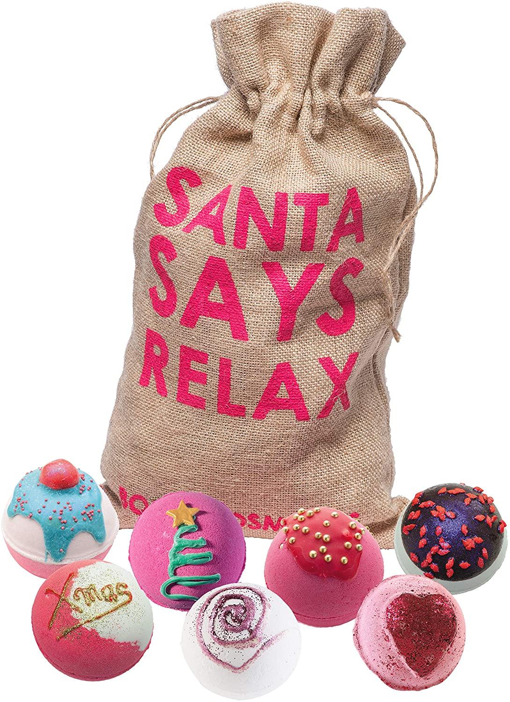 Bomb Cosmetics Santa Says Relax