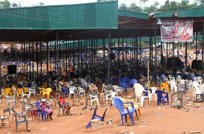 anambra crusade ground death