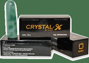 Harga Resmi Crystal X Distributor Nasa