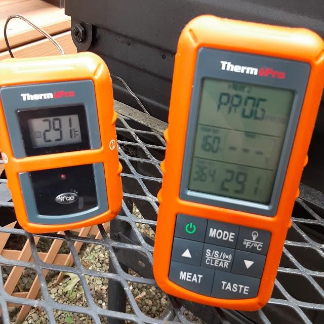 ThermoPro Temperatue Monitor
