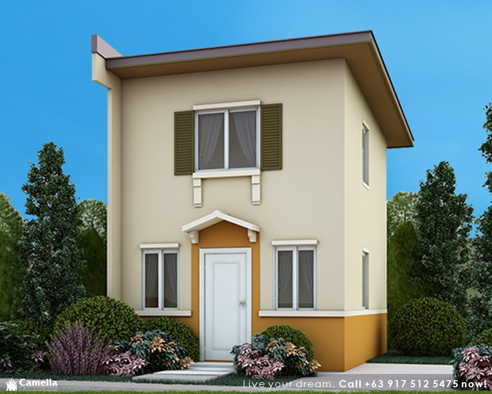Frielle - Camella Alfonso| Camella Affordable House for Sale in Alfonso Tagaytay Cavite