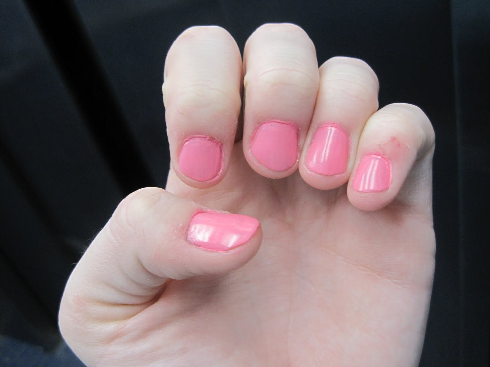 Growing Out Bitten Nails Best Nail Designs 2018