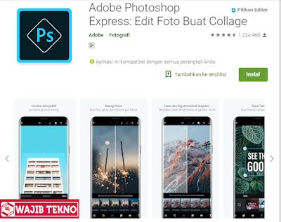 Referensi aplikasi desain grafis terbaik di android